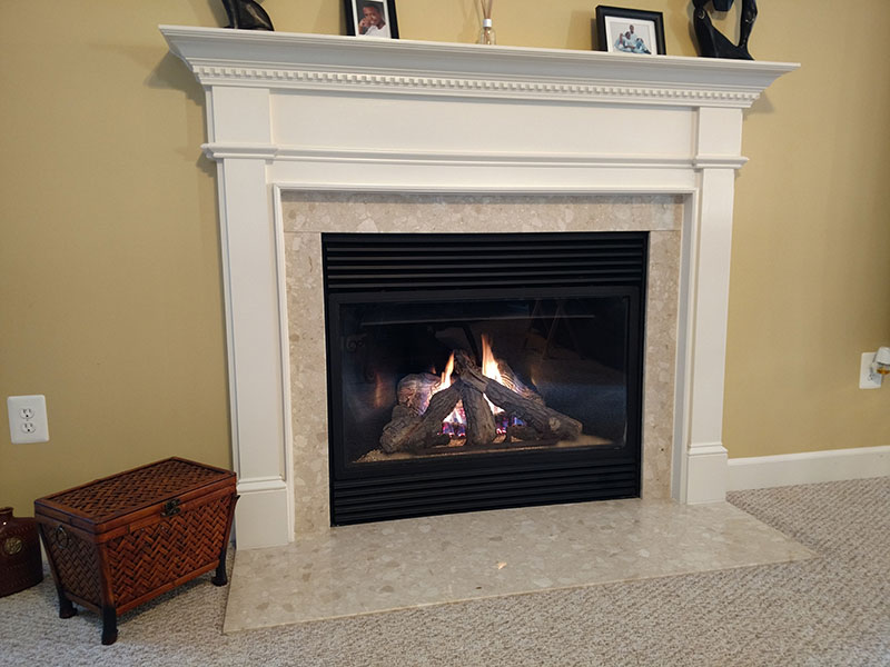 Gas Fireplace Service By Wammoth Services The Professionals